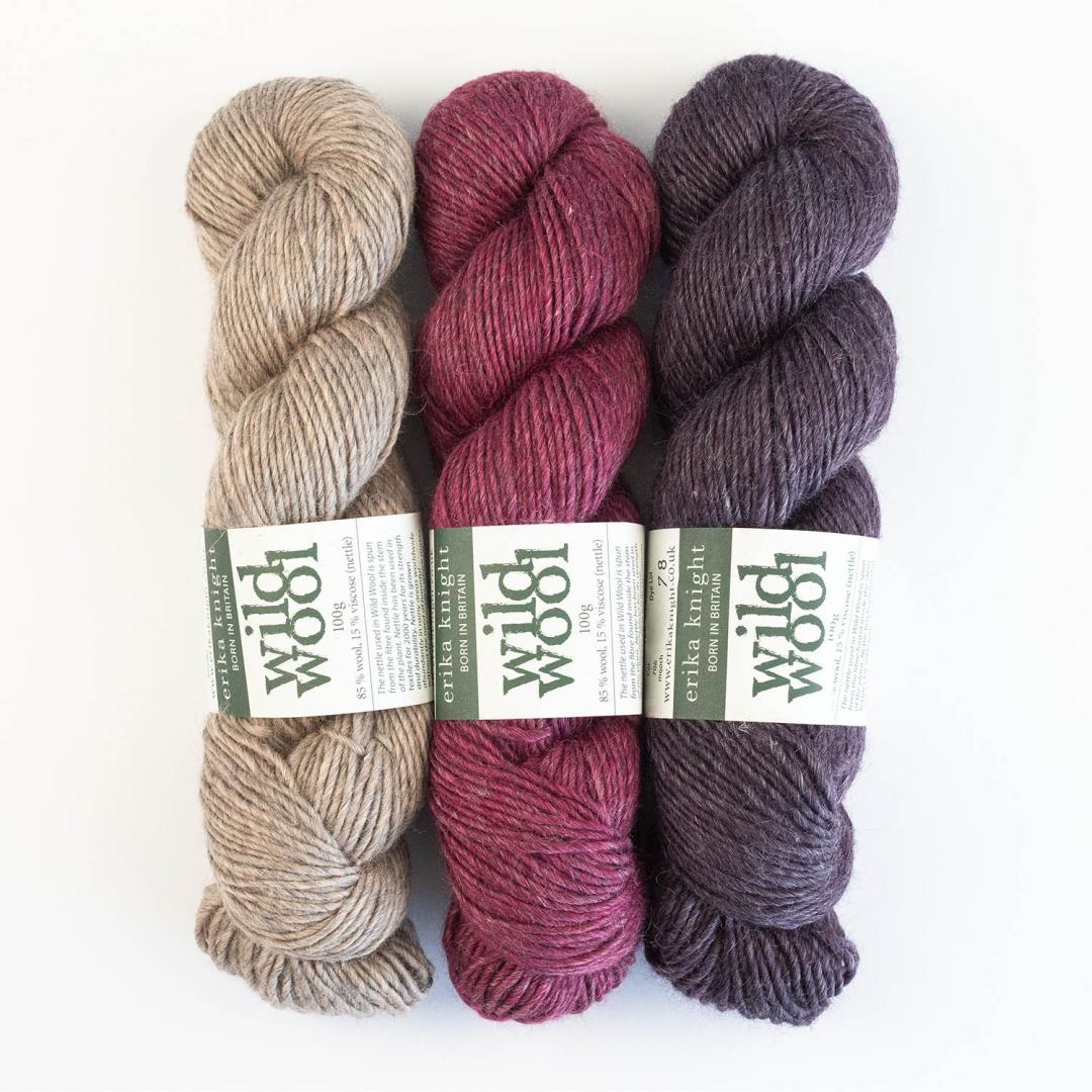 Erika Knight Wild Wool 100g