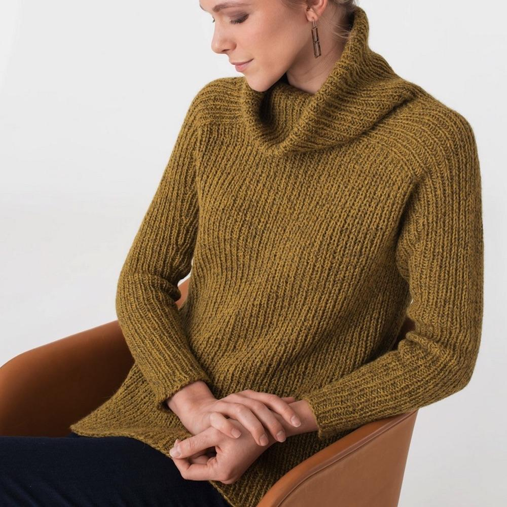 Shibui Knits Printed patterns in English Barton for Nest