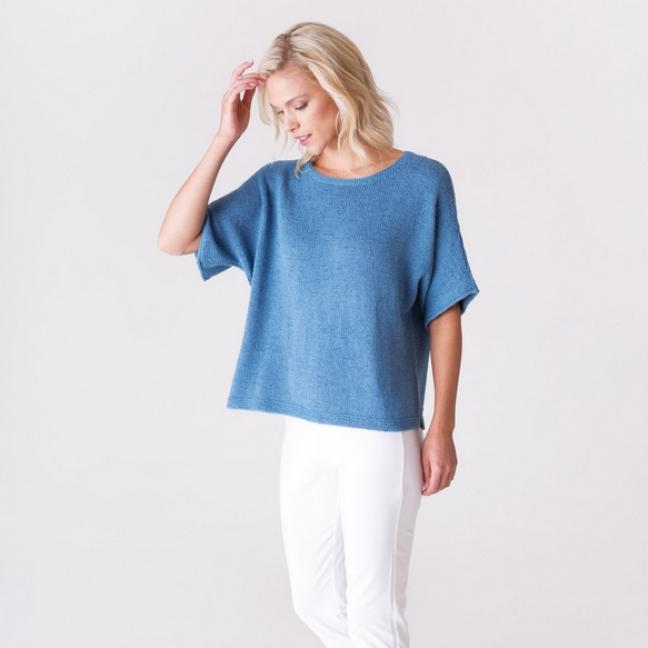 Shibui Knits Printed patterns in English Haven for Cima and Reed