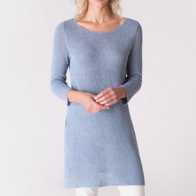 Shibui Knits Printed patterns in English Lacuna for Twig