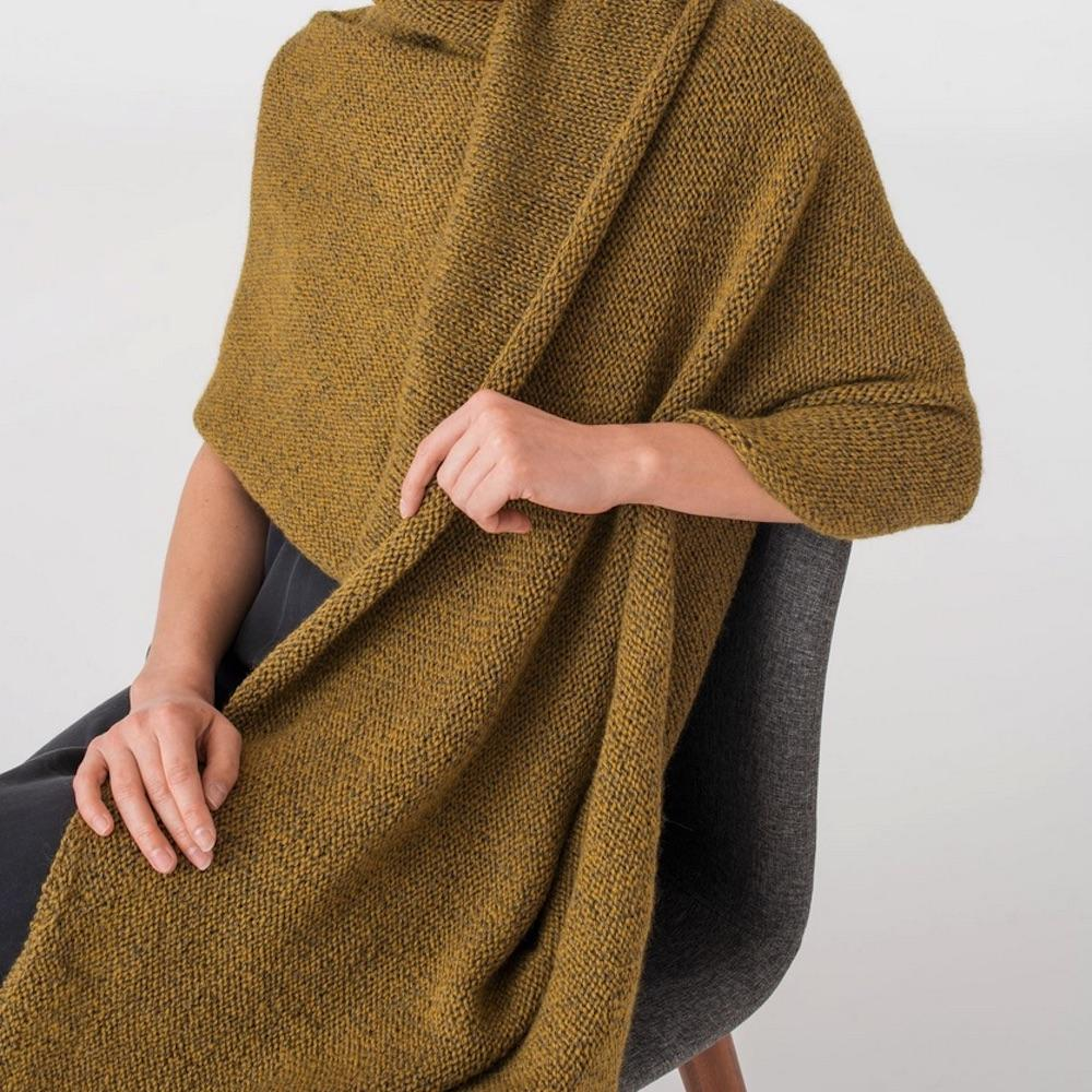 Shibui Knits Printed patterns in English Mistral for Nest