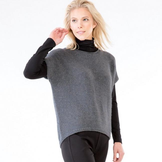 Shibui Knits Printed patterns in English Odessa for Pebble and Birch