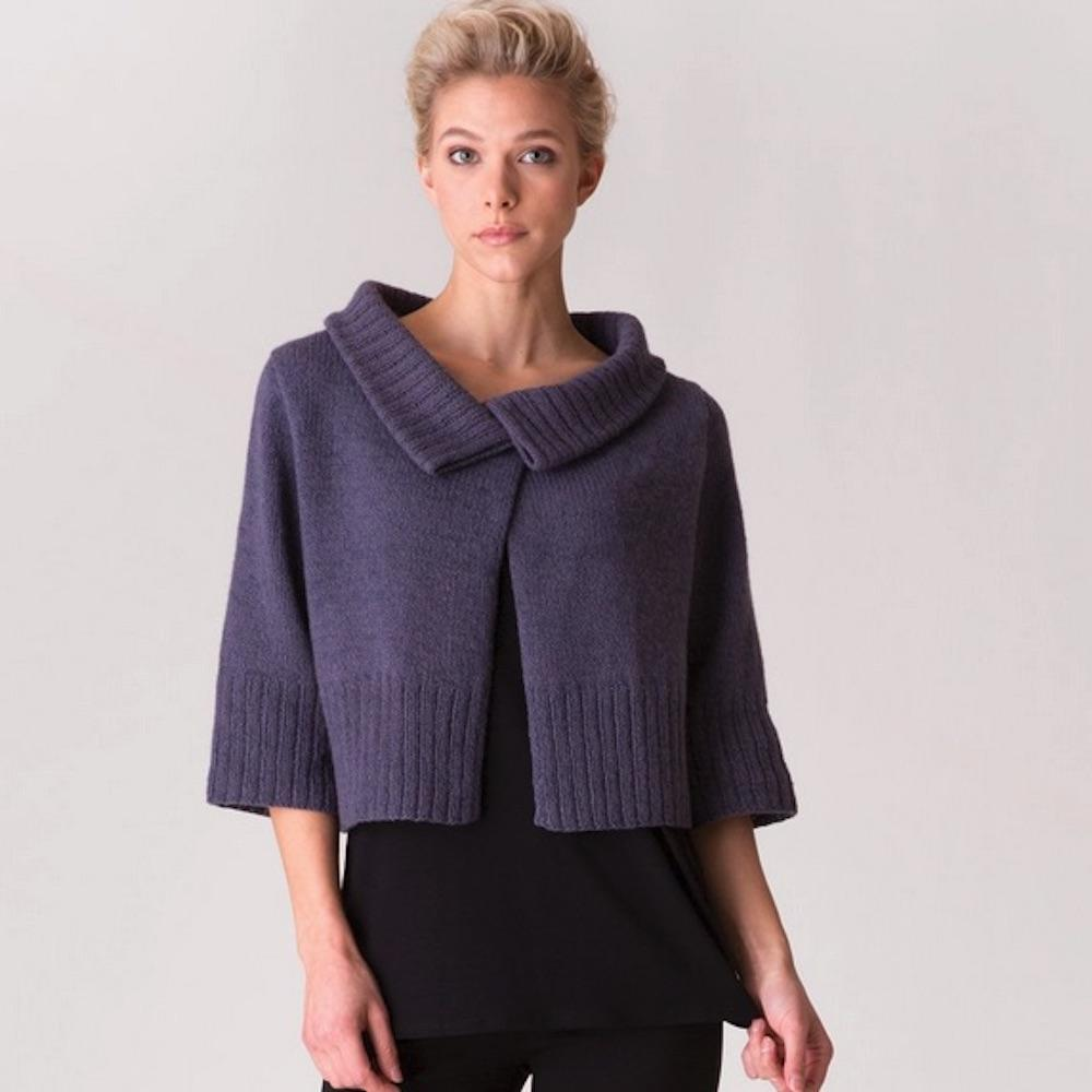 Shibui Knits Printed patterns in English Plath for Echo and Cima