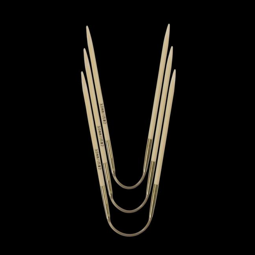 Addi Addi CraSy Trio Bambo Short 560-2 3,75mm