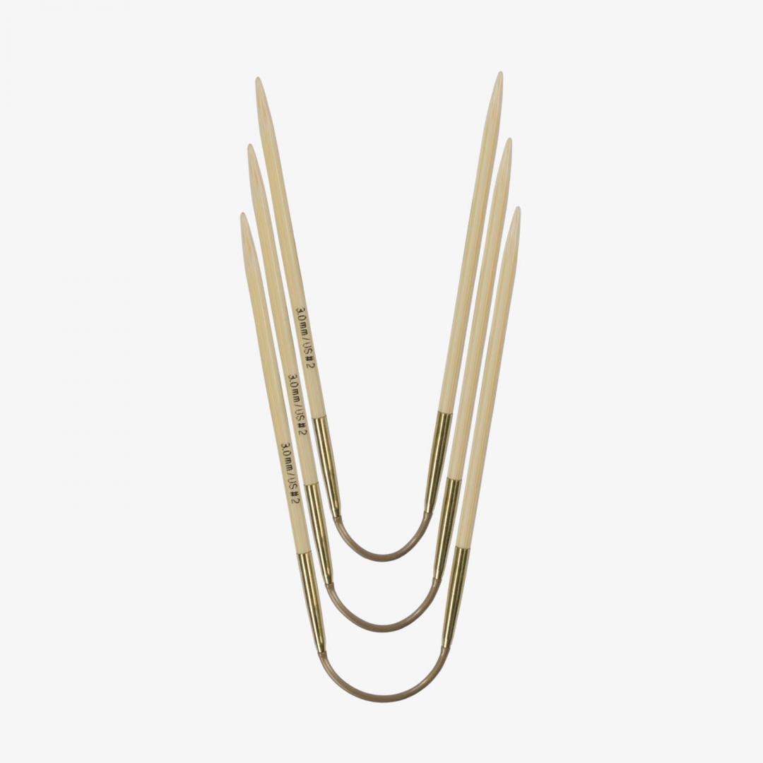 Addi Addi CraSy Trio Bambo Short 560-2 4mm