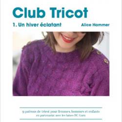 div. Buchverlage Alice Hammer Club Tricot 1 English