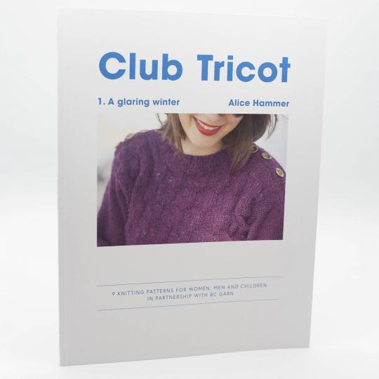 div. Buchverlage Alice Hammer Club Tricot 1