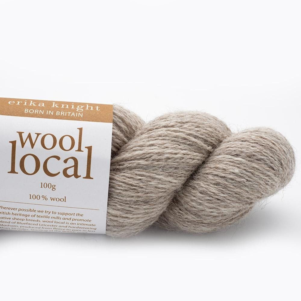 Erika Knight Wool Local Gritstone Flax
