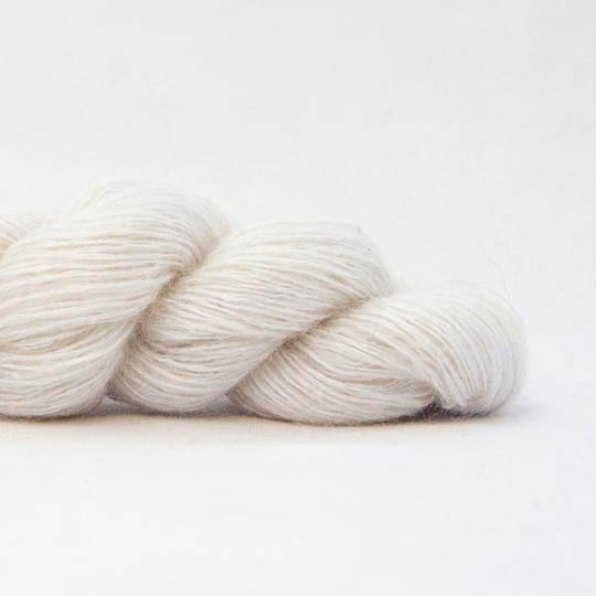 Shibui Knits Tweed Silk Cloud 25g  White