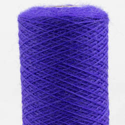 Kremke Soul Wool Merino Cobweb Lace Violet