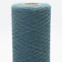 Kremke Soul Wool Merino Cobweb Lace Deep Sea