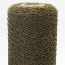 Kremke Soul Wool Merino Cobweb Lace Hunting Green
