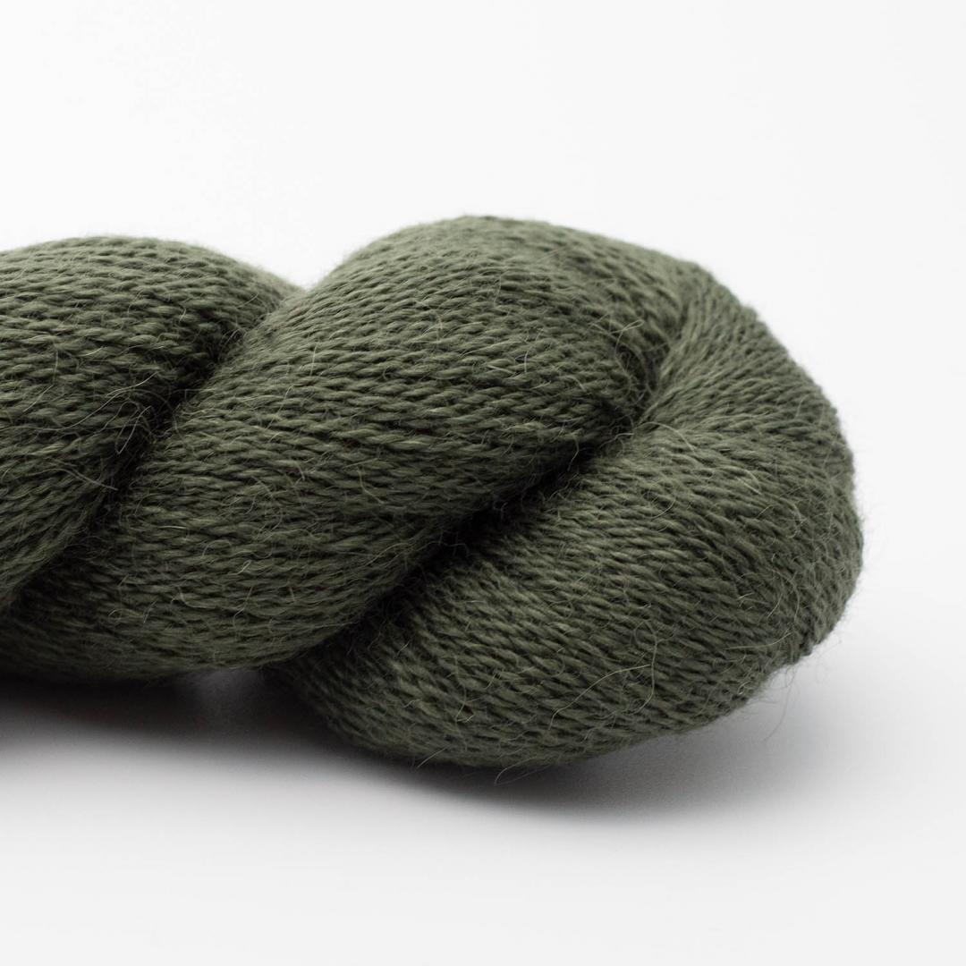 Kremke Soul Wool Babyalpaka Lace Forest Green