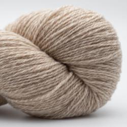 BC Garn Semilla Pura 100g GOTS Light Grey Marled