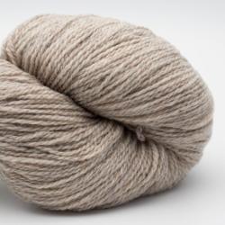 BC Garn Semilla Pura 100g GOTS Beige Grey Marled