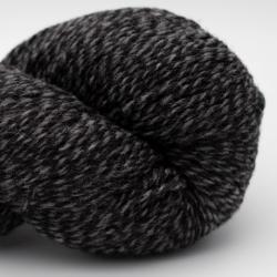 BC Garn Semilla Pura 100g GOTS Dark Grey Marled