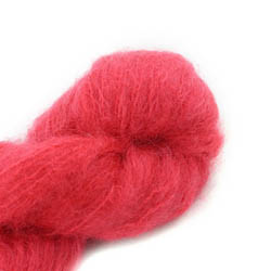 Cowgirl Blues Fluffy Mohair Semi Solids 23-Lipstick