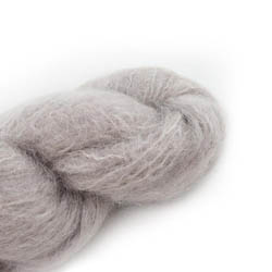 Cowgirl Blues Fluffy Mohair Semi Solids 04-Sable