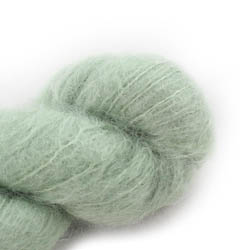 Cowgirl Blues Fluffy Mohair Semi Solids 14-Sage