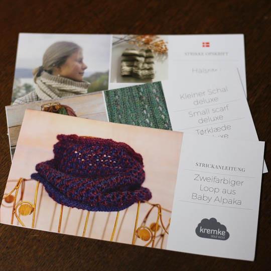 div. Buchverlage Pattern Postcards