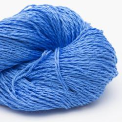 BC Garn Luxor mercerised cotton himmelblau