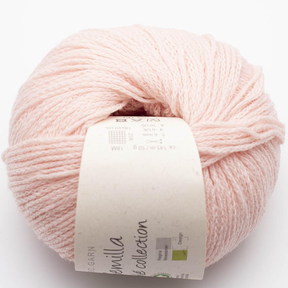 BC Garn Semilla Cablé GOTS Pale Pink