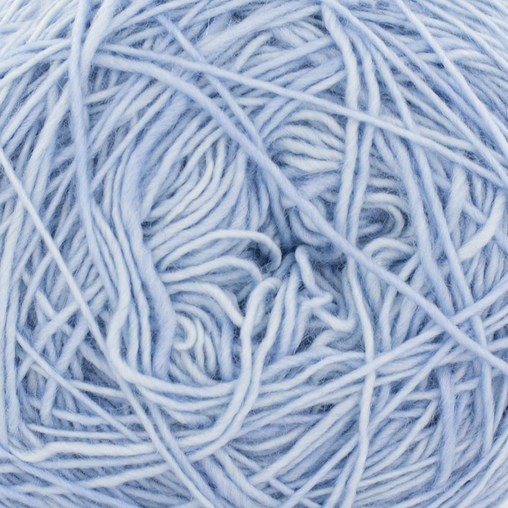 Cowgirl Blues Merino Single Lace solid