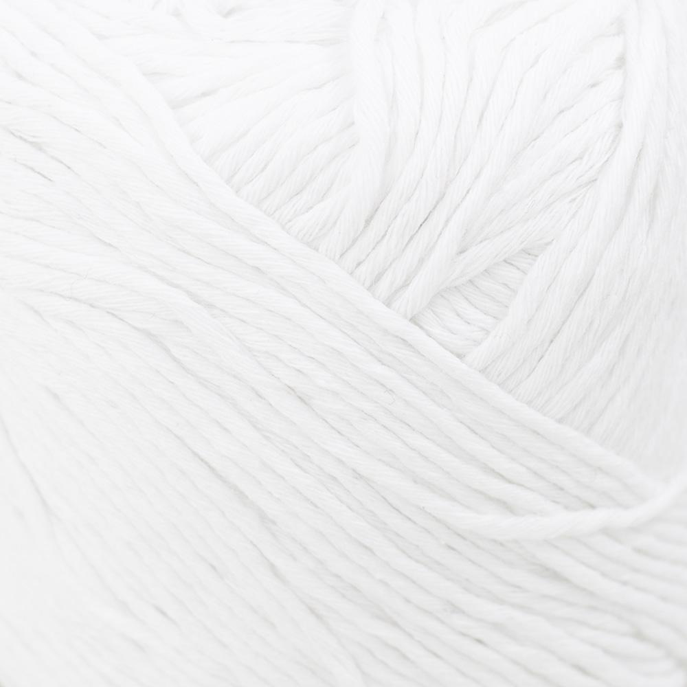 Kremke Soul Wool Karma Cotton recycled White