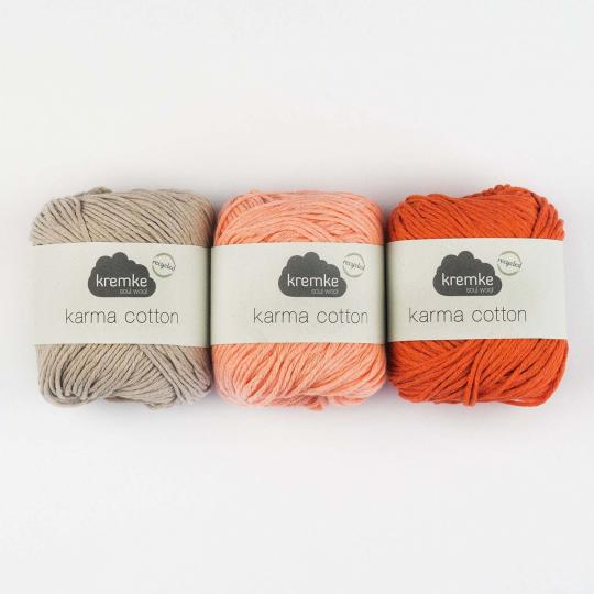 Kremke Soul Wool Karma Cotton recycled