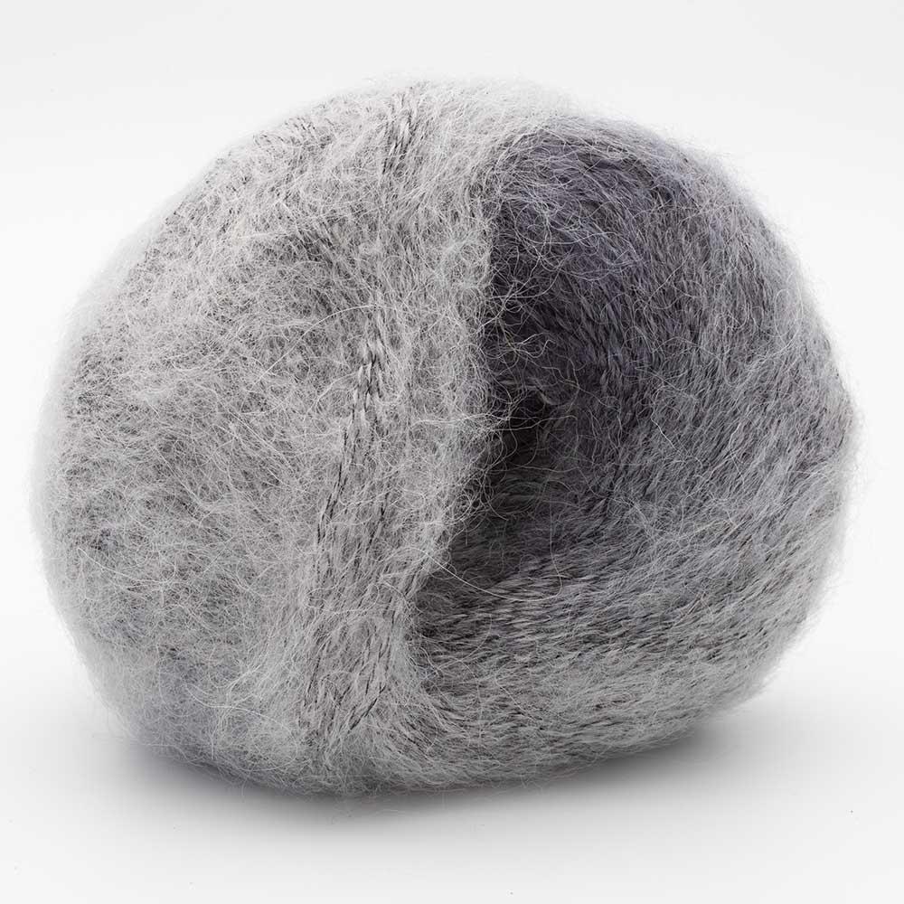 Kremke Soul Wool Baby Silk Fluffy  Silber