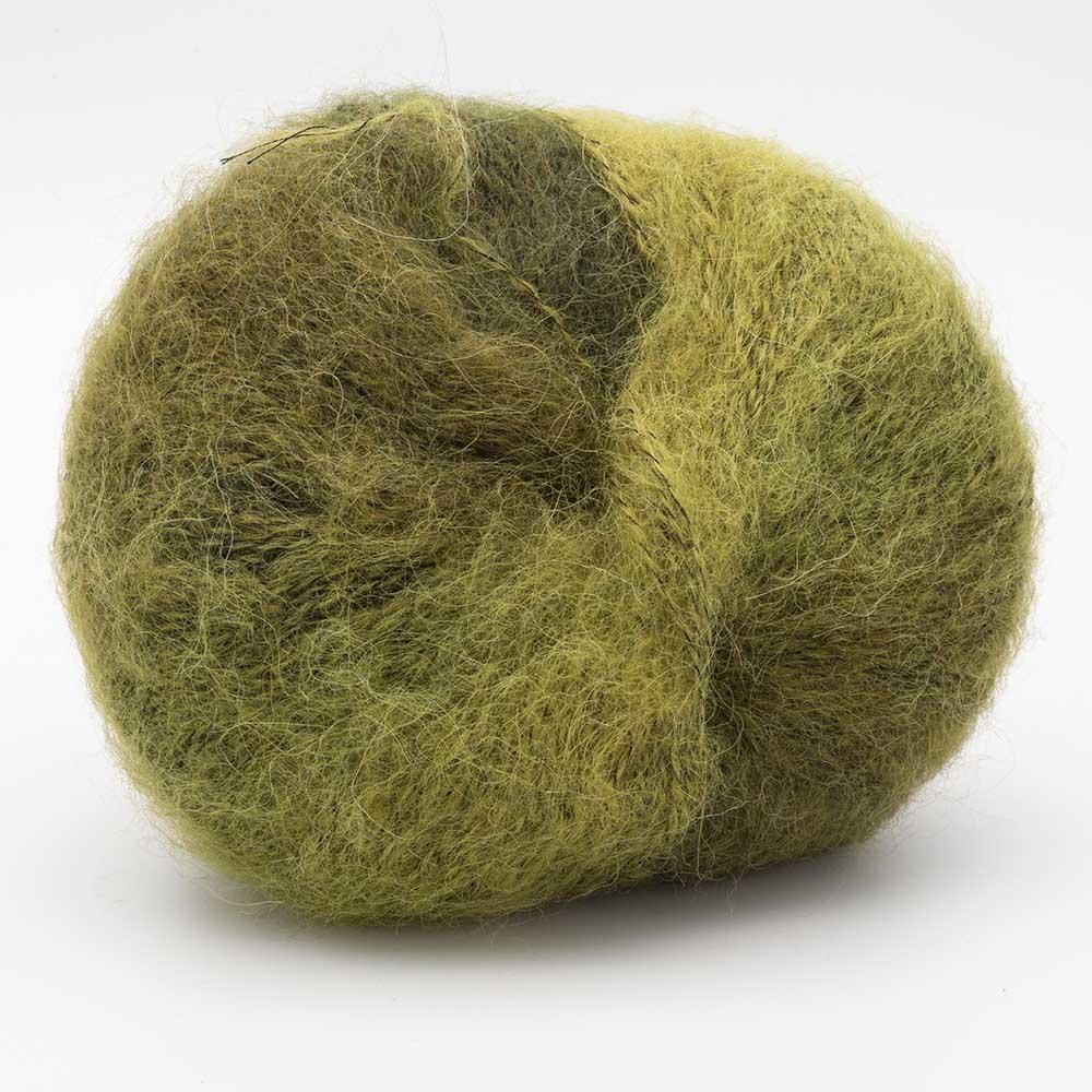 Kremke Soul Wool Baby Silk Fluffy Grün