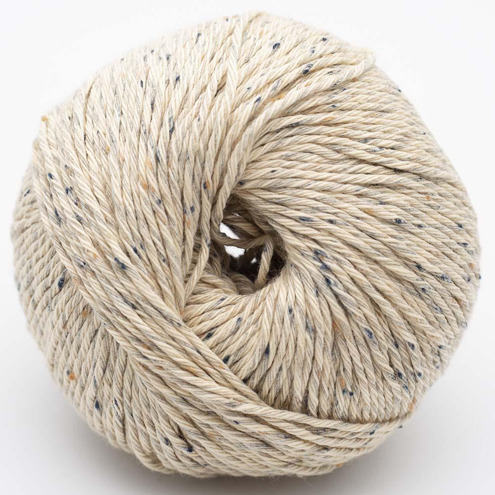 Erika Knight Gossypium Cotton TWEED Eierschale