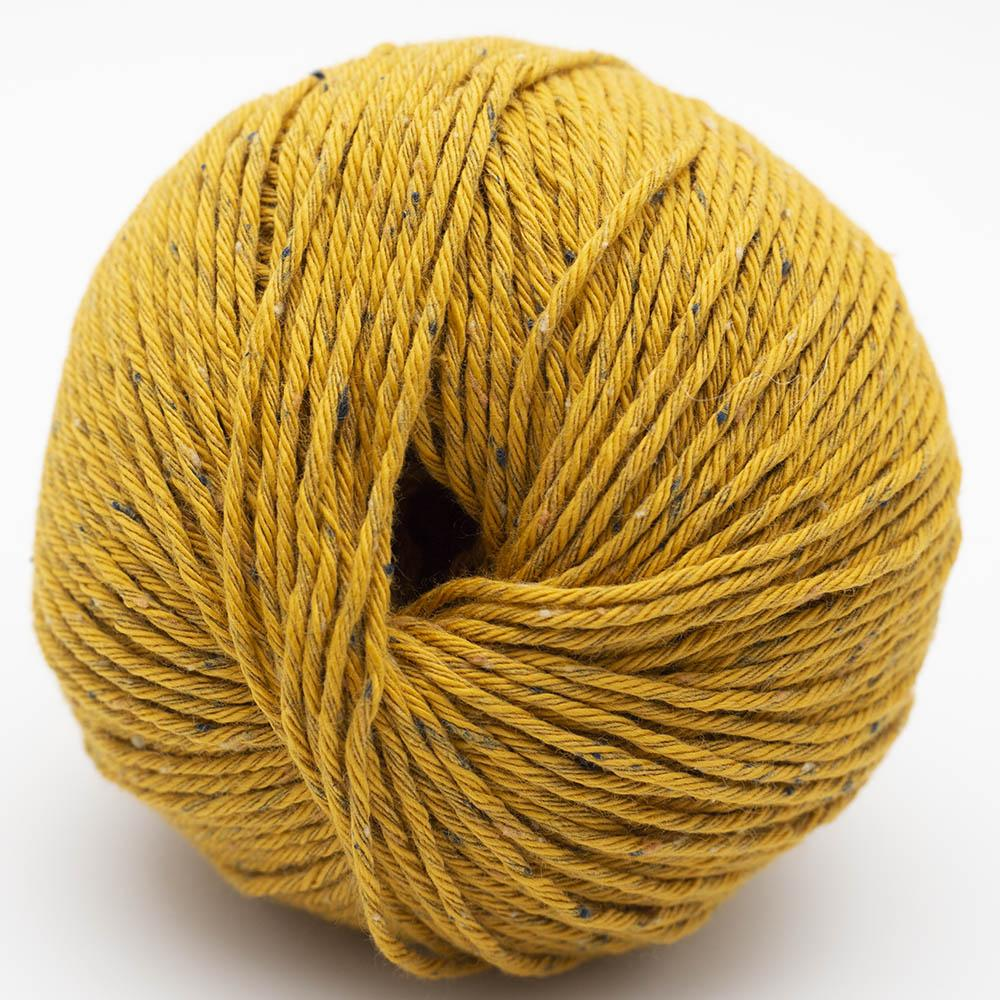 Erika Knight Gossypium Cotton TWEED Gold