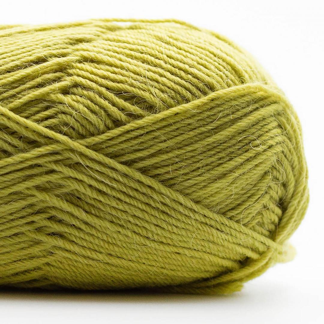 Kremke Soul Wool Edelweiss Alpaca 25 Limette