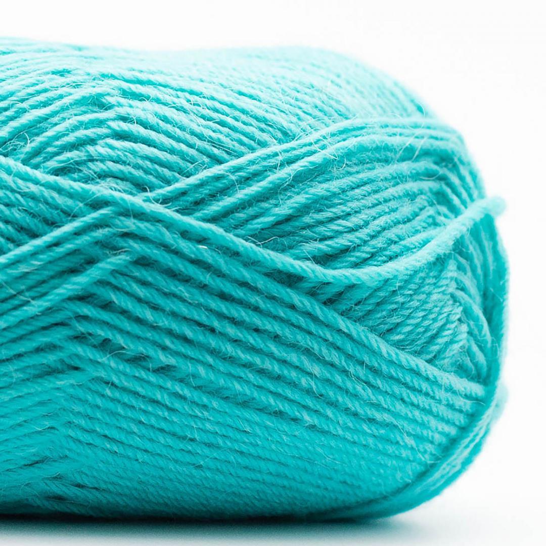 Kremke Soul Wool Edelweiss Alpaca 25 Dunkeltürkis