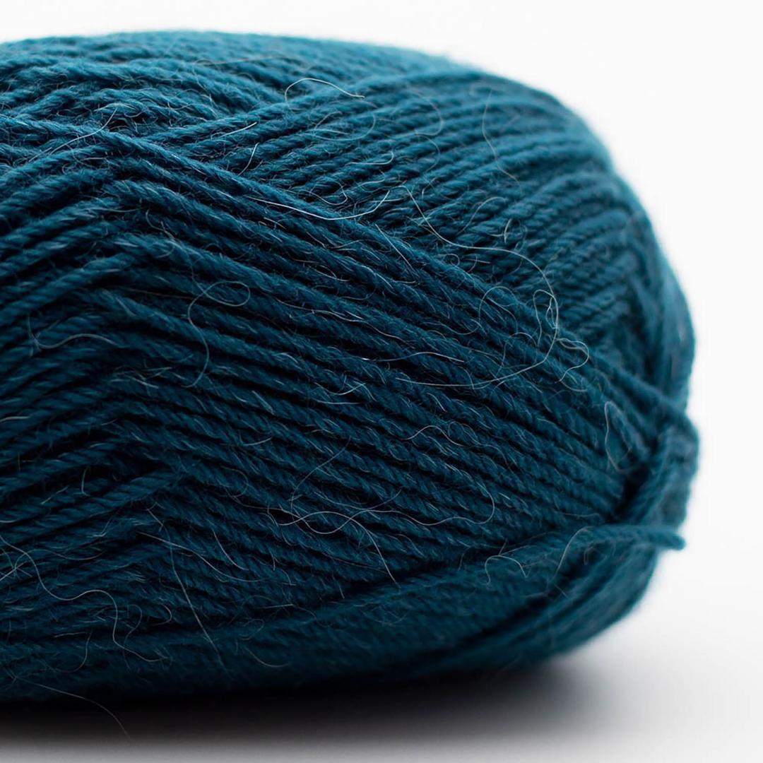 Kremke Soul Wool Edelweiss Alpaca 25 Tiefblau