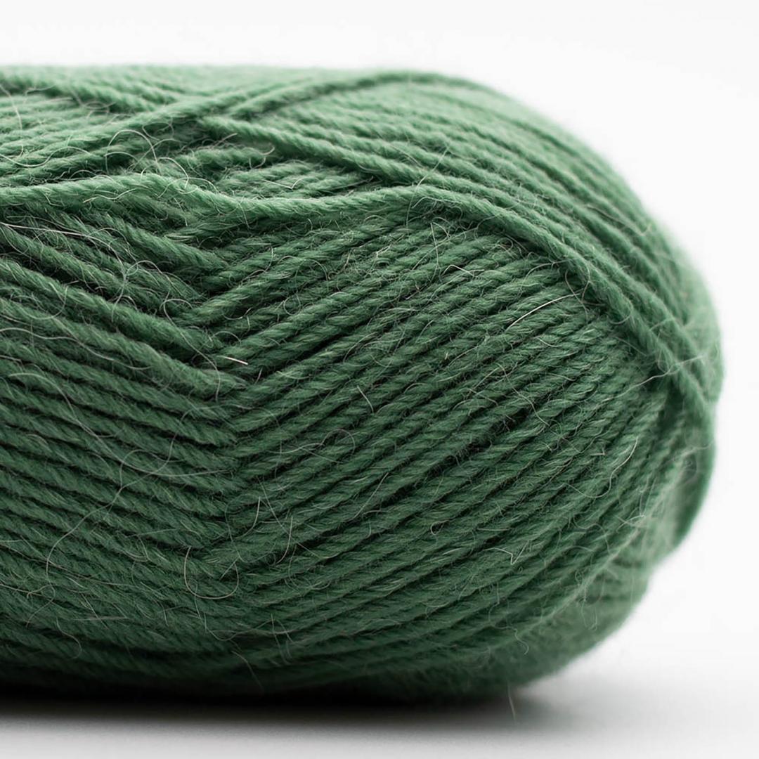 Kremke Soul Wool Edelweiss Alpaca 25 Seegras