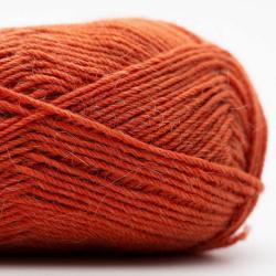 Kremke Soul Wool Edelweiss Alpaca 4-ply 25g Rust
