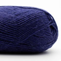 Kremke Soul Wool Edelweiss Alpaca 4-ply 25g Black-Blue
