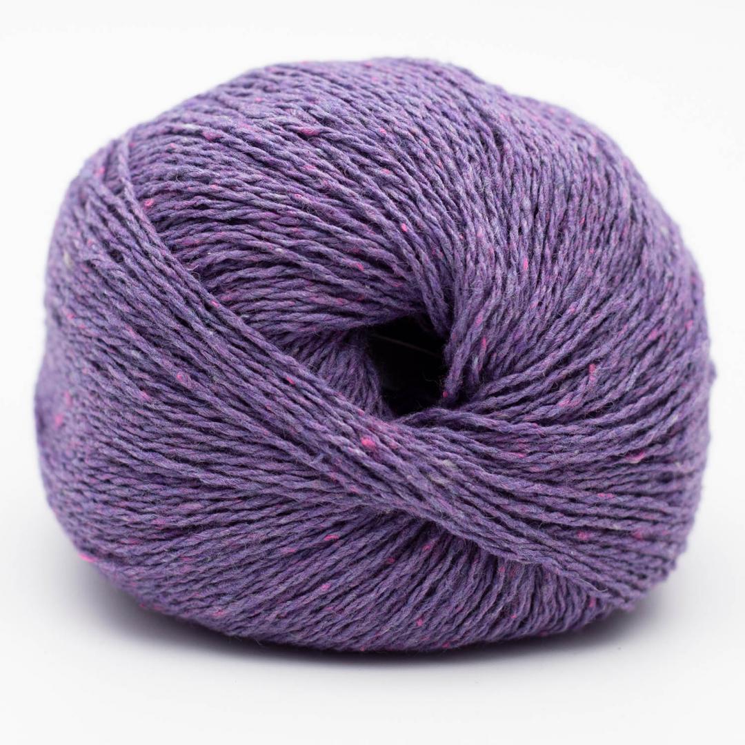 Kremke Soul Wool Reborn Denim Uni Lila