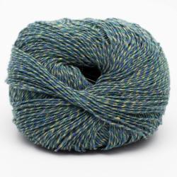 Kremke Soul Wool Reborn Denim Colori Grünblau
