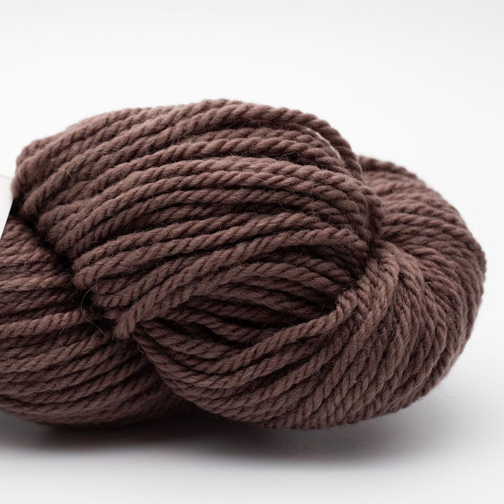 Erika Knight Big Vintage Wool GOTS Milk Chocolate