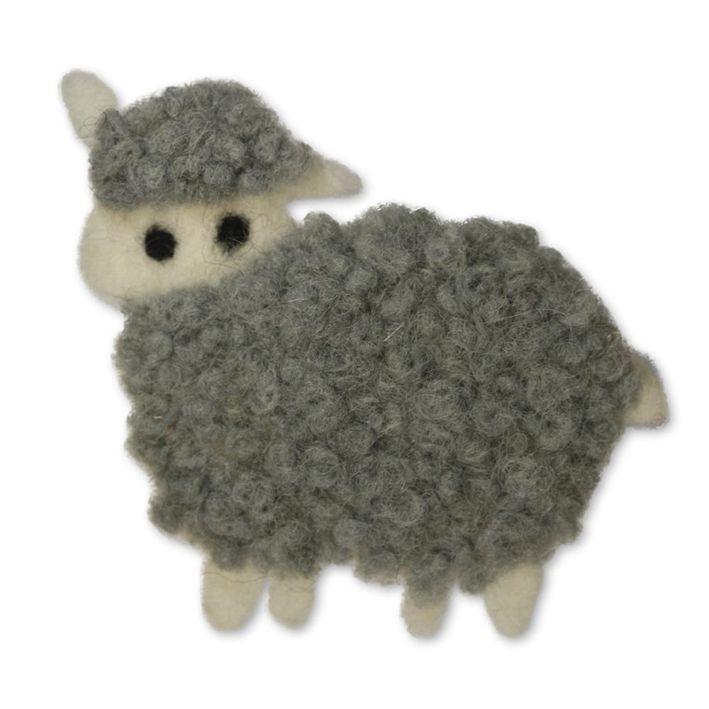 Jim Knopf Felted sheep motivs