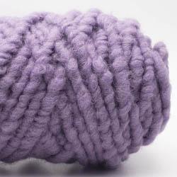 Kremke Soul Wool Rugby Rug Wool dyed Flieder