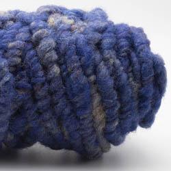 Kremke Soul Wool Rugby Rug Wool dyed Tieflbaumeliert