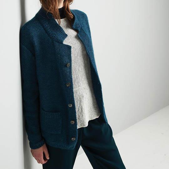 Erika Knight Pattern HOLYPORT for Wild Wool EK0013