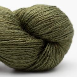 BC Garn Jaipur Peace Silk Oliv