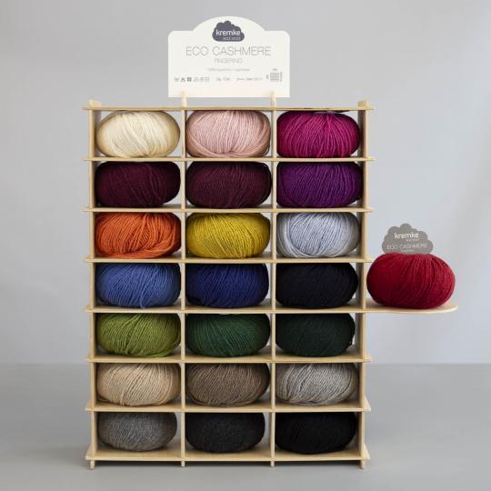 Kremke Soul Wool Shop Display Eco Cashmere