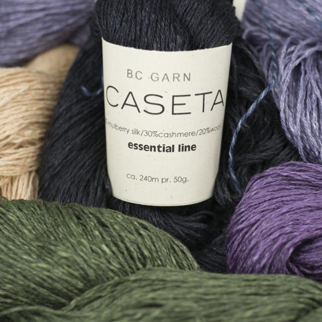 BC Garn Caseta