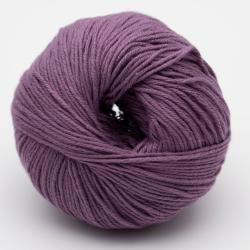 BC Garn Alba GOTS purple